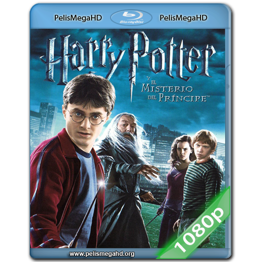 HARRY POTTER Y EL MISTERIO DEL PRÍNCIPE (2009) FULL 1080P HD MKV ESPAÑOL LATINO