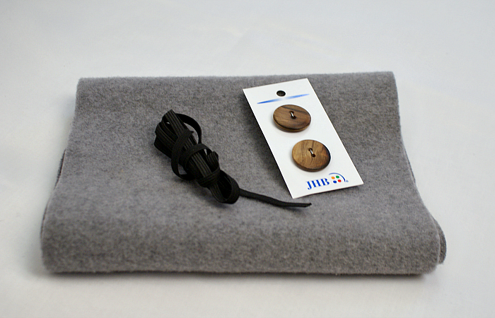 How to make a felt ipad or tablet case