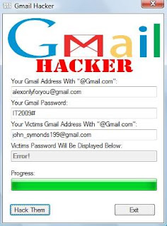Gmail Password Hacking Software Hack Gmail