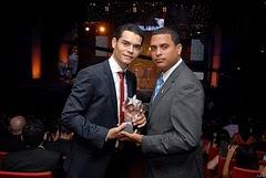 UDEMA  Felicita a Camilo Then