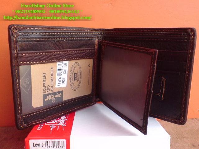 Dompet Pria Kulit Asli Import Code DKS331