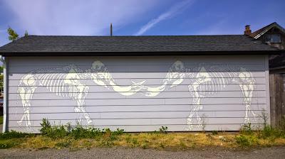 Bones - 11th Ave NW garage.