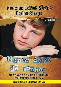 """Livro """"Nunca deixe de Sonhar"""""""