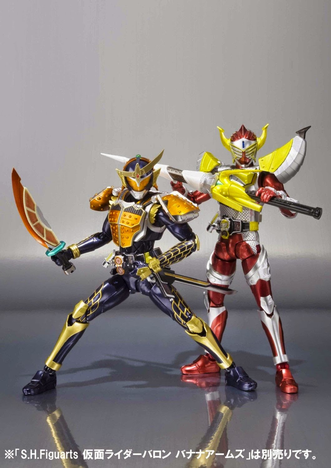 Kamen Rider Gaim Orange Arms Asli BANDAI