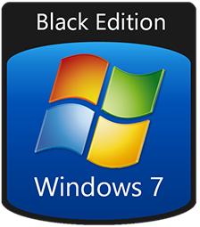 Windows Black Seven