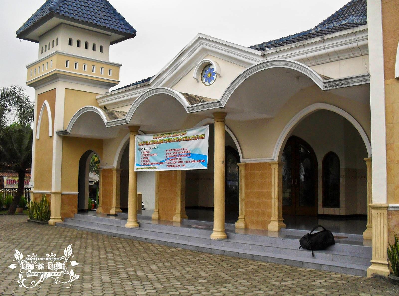 masjid baturraden