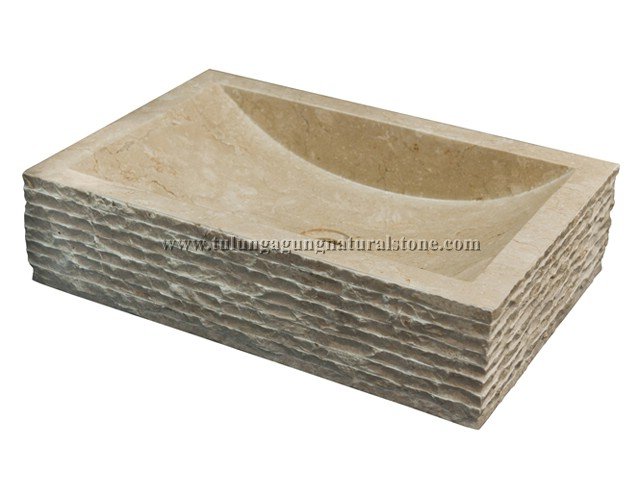 Wash Basin Square  Umywalka Kamienna  Wastafel Marmer  Sink Stone  Wasbak # Wasbak Marmer_024341
