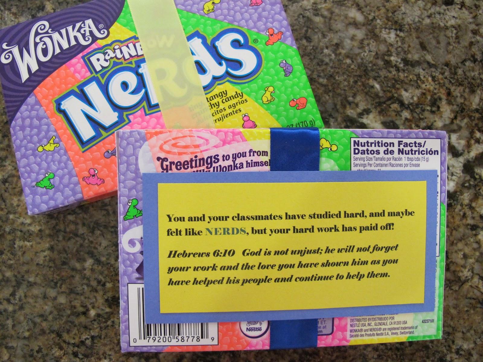 Cricut For Kids: Graduation Candy Gram