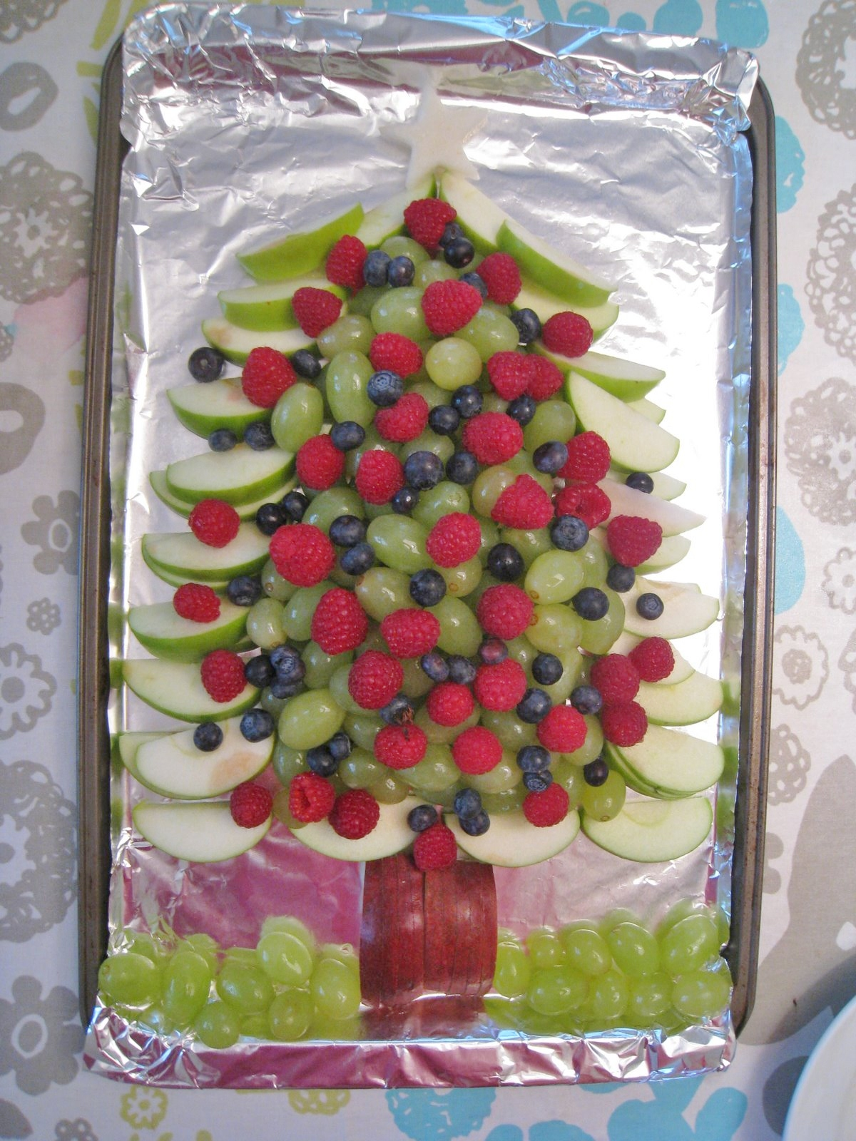 Cute Food For Kids 35 Edible Christmas Tree Craft Ideas