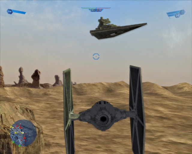 Star Wars: Battlefront Tatooine