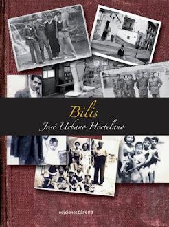 """Ya puedes conseguir """"Bilis"""" en Amazon si pinchas en la portada"""