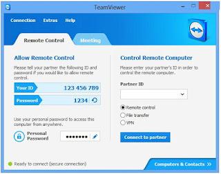 Team Viewer 8.0.18051 | Portable
