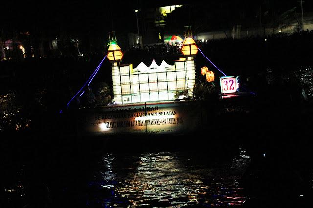 Festival Jukung Hias