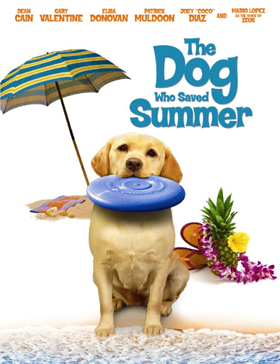 Ver The Dog Who Saved Summer (2015) Online