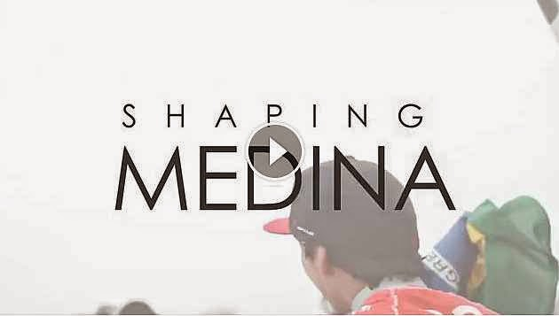 Shaping Medina