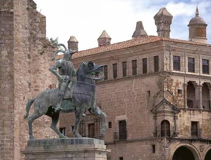 Lugares que visitar: Trujillo (Cáceres)