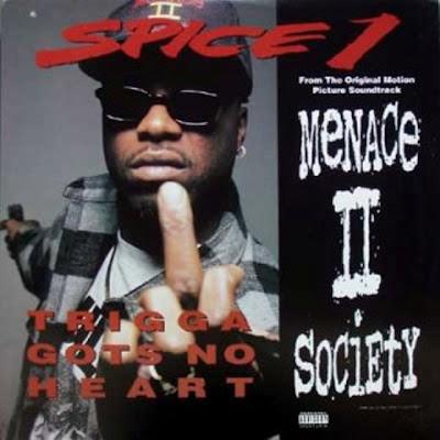 Spice 1 – Trigga Gots No Heart (VLS) (1993) (VBR)