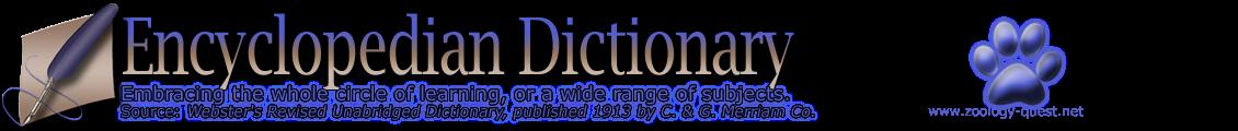 Encyclopedian Dictionary ( Akashiwo Sanguinea )