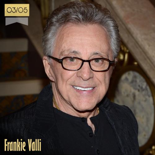 3 de mayo | Frankie Valli - @MusicaHoyTop | Info + vídeos
