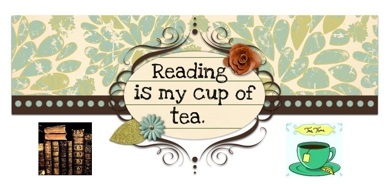 Reading is my cup of tea!