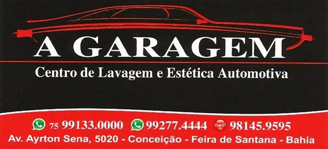 A GARAGEM CENTRO DE LAVAGEM E ESTÉTICA AUTOMOTIVA
