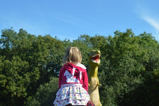 Dinosaur Park, Tenby Pembrokeshire