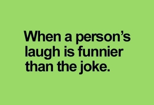 The Funny Moment - When A Person's Laugh Is Funnier Than The Joke