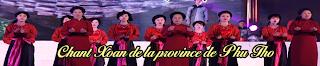 Chant xoan de la province de phu tho