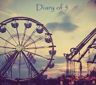 Join The FB Community ~ Diary of 5