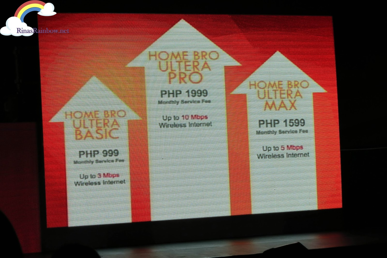 PLDT HOME Bro Ultera packages