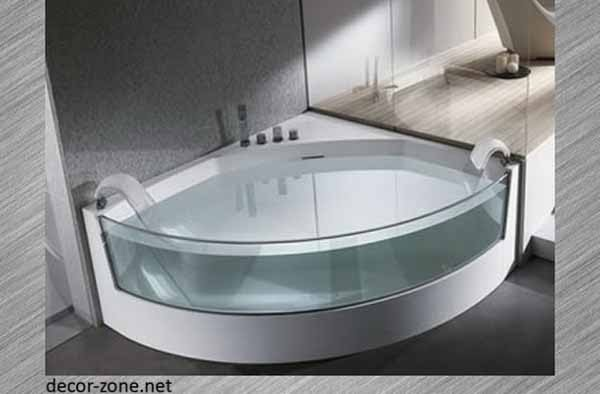 Glass Bathroom Design Ideas : Bathroom designs with glass bath ideas photos tips