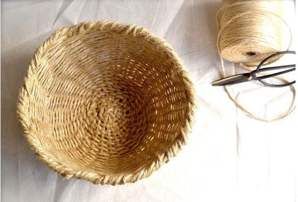 Макраме плетение из шпагата своими руками