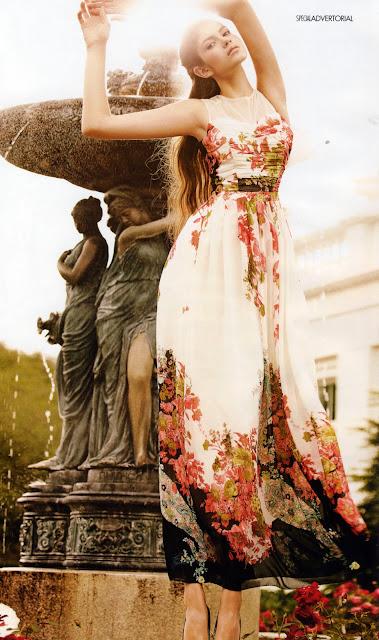 Valeria Gaiduk for ELLE Magazine, Thailand