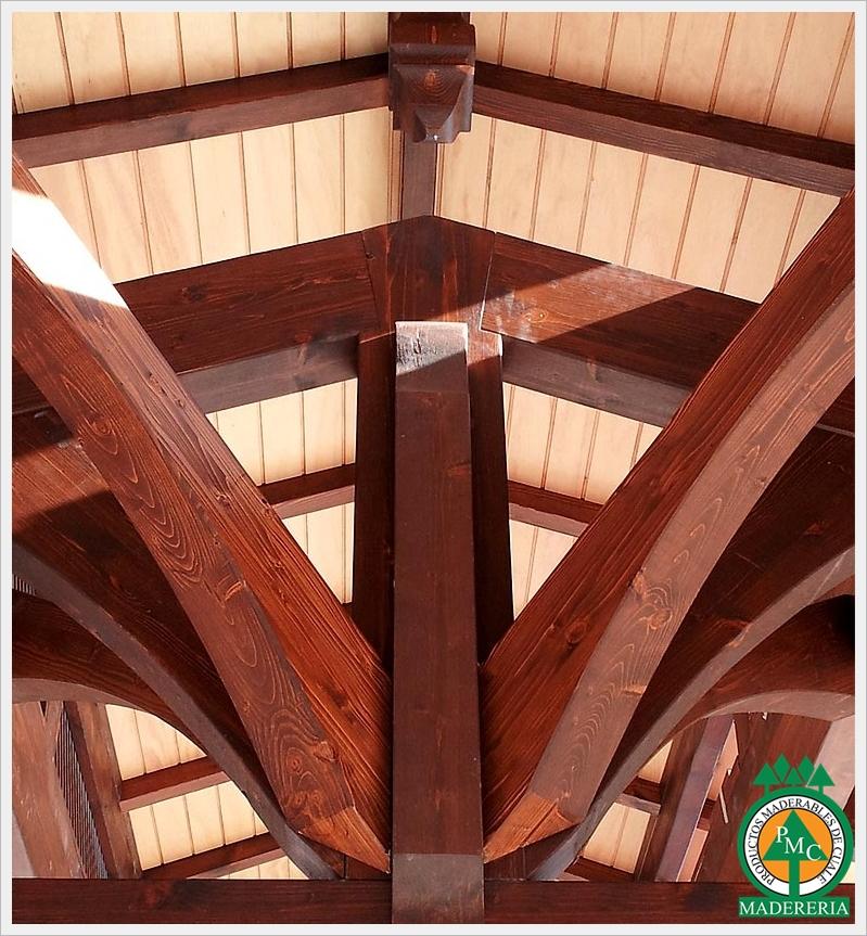 Productos Maderables de Cuale: Tipos de estructuras de madera para ...