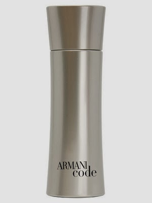 novo frasco para o armani code