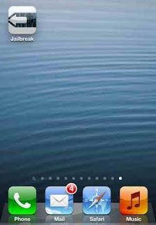 jailbreak iphone 4s ios 6.1.2 With evasi0n