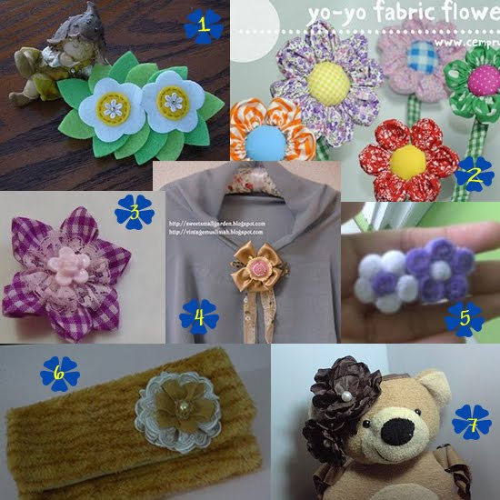Share Tutorials : Lovely Flowers