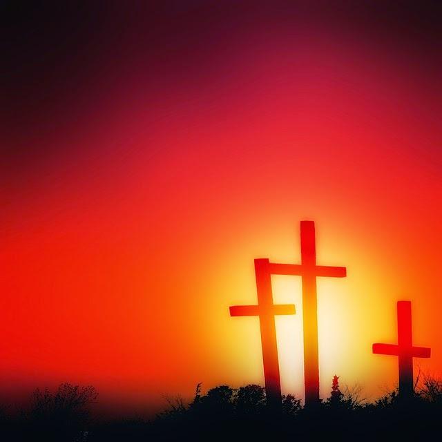 Cruces calvario Jesus