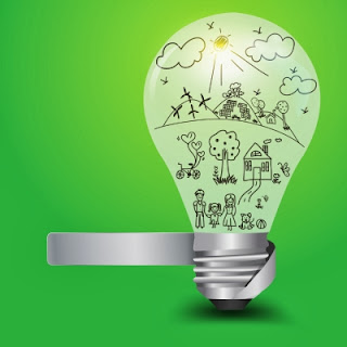 """""""Creative Light Bulb With Happy Family Drawing"""" by KROMKRATHOG from FreeDigitalPhotos.net"""