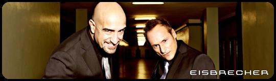 Немецкая лучшая рок группа Eisbrecher