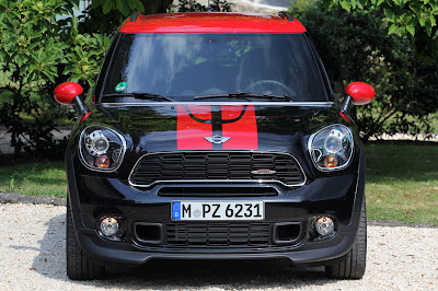 2013 mini countryman jcw fd