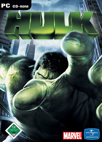 PC GAMES 2014 : THE INCREDIBLE HULK (2008)