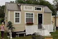 modelo de casa de madera un piso simple