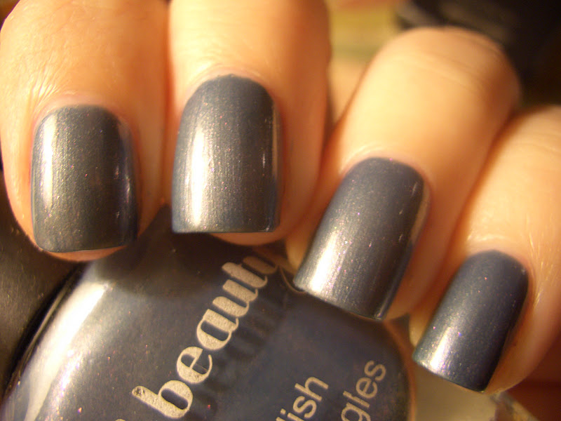 Love & Beauty Periwinkle   Laura\'s Lacquers
