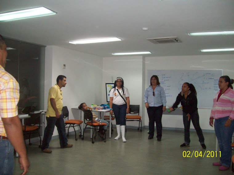 Taller potenciando mis competencia como vocer@s