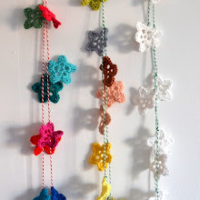 DIY crochet stars