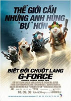 Biệt Đội Chuột Lang