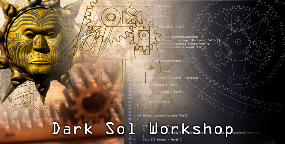 DarkSolWorkshop