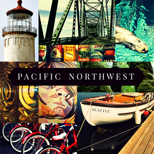 pacific northwest travel photography