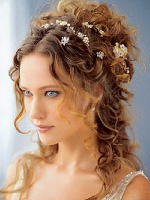 Choose the Perfect Bridal Hairstyles - Wedding Hairstyle